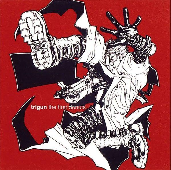 trigun: the first donuts - big bluff
