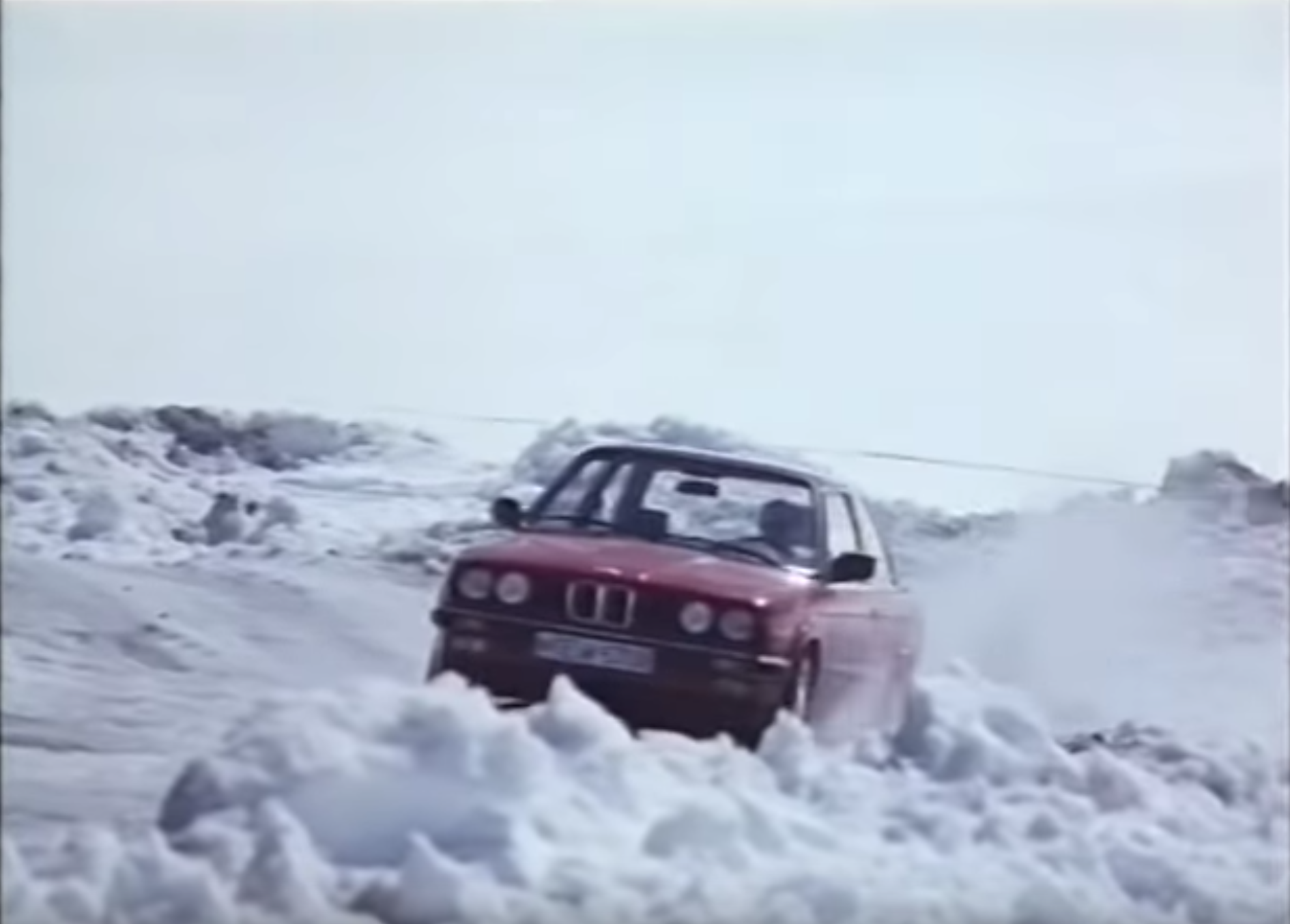 BMW E30 - Original Sales Video