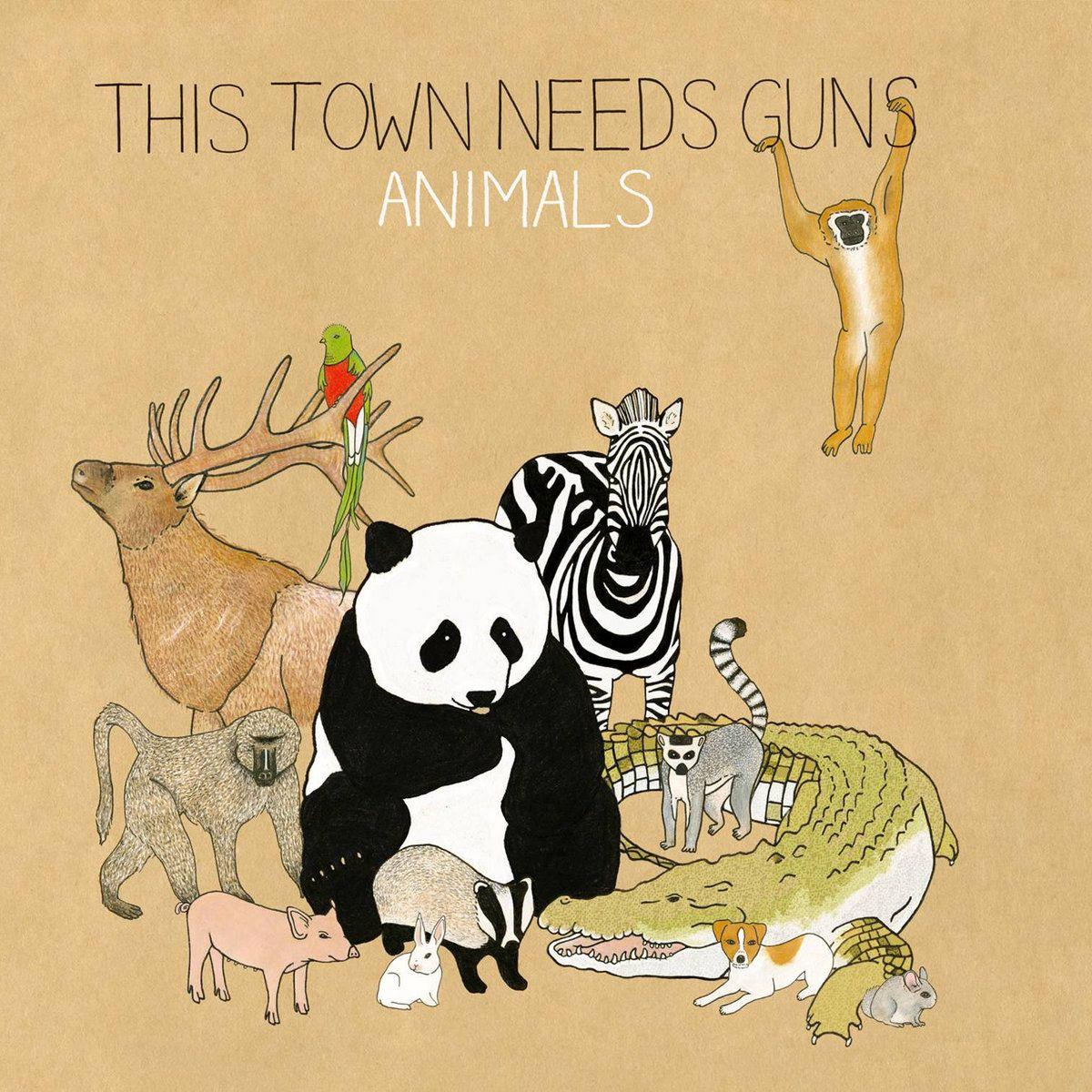 This Town Needs Guns - Baboon
